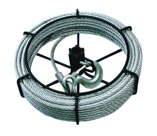JET JG-75/SGP-75A - 3/4 Ton 66' Cable Assembly For JET/SUMO® Wir