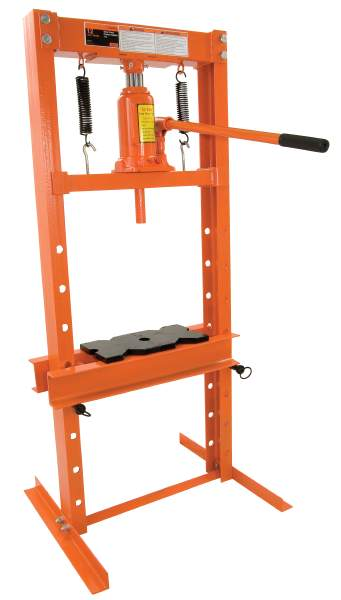StrongArm 112 - 12 Ton Shop Press - Standard Duty