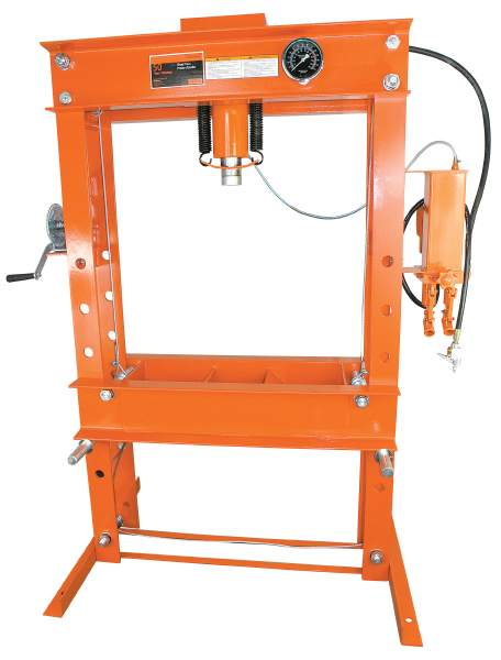 StrongArm 150 - 50 Ton Shop Press - Heavy Duty