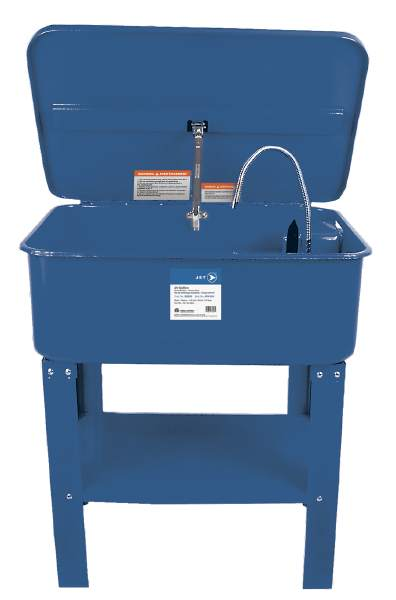 JET JPW-634 - 20 Gallon Parts Washer - Heavy Duty