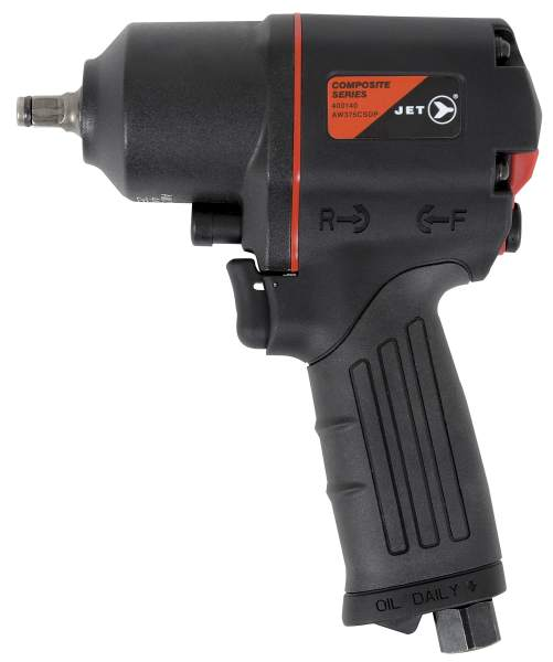 "JET AW375CSDP - 3/8"" Drive Composite Series Impact Wrench – Supe"