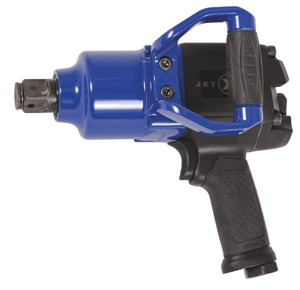"JET AW25PSD - 1"" Drive D-Handle Impact Wrench - Super Heavy Duty"