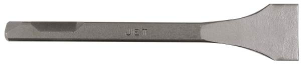 "JET WC25 - 1-3/8"" Wide Straight Chisel for 404203 (FC250) Flux C"