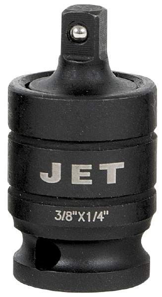 "JET PLUJ-3814 - 3/8"" F"" X 1/4"" M Locking U-Joint Adaptor"
