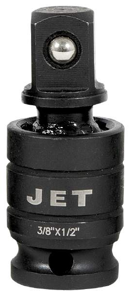 "JET PLUJ-3812 - 3/8"" F"" X 1/2"" M Locking U-Joint Adapator"