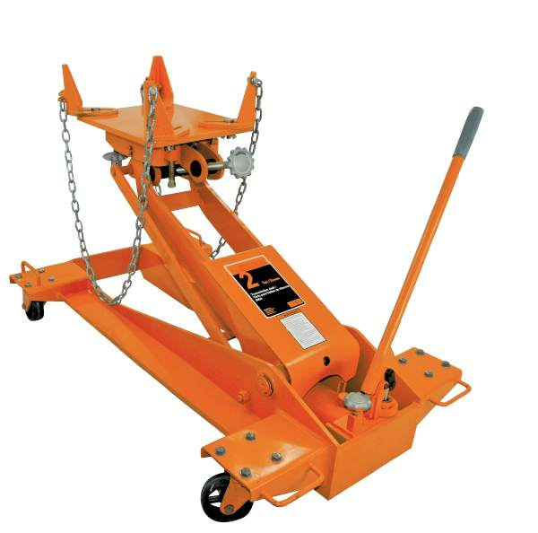 StrongArm 808A - 2 Ton Low Profile Transmission Jack - Super Hea
