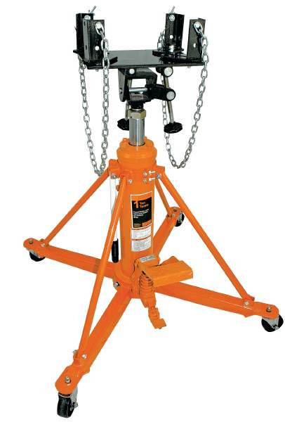 StrongArm 816A - 2,000 Lbs Two Stage Hydraulic Transmission Jack