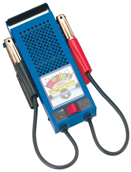 JET 100 Amp Analogue Load Tester