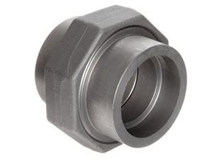 "1/8"" Class 3000 Forged Steel Socket Weld Coupling"