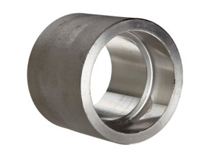 "1/2"" Class 3000 Forged Steel Socket Weld Half Coupling"