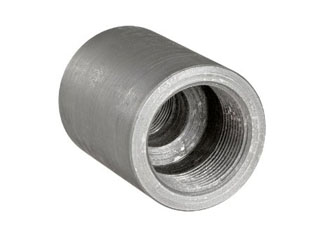 "3/4 X 1/8"" Class 3000 Forged Steel Threaded Reducer Coupling"