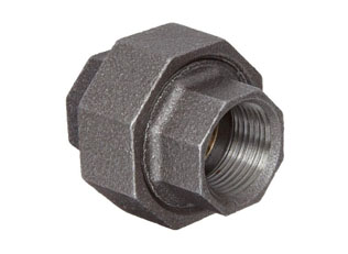 "1/4"" Class 6000 Forged Steel Threaded Union"