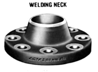 "1/2"" Class 150 (PN20) Raised Face WELD NECK Flange Extra Heavy W"