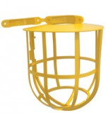 Yellow Plastic Work Light Replacement Cages