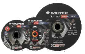 J. Walter 4-1/2 X 3/32 Type 27 - A36-PIPEFITTER? Cut/Groove Disc